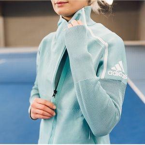 NWT Adidas Z.N.E Parley Jacket